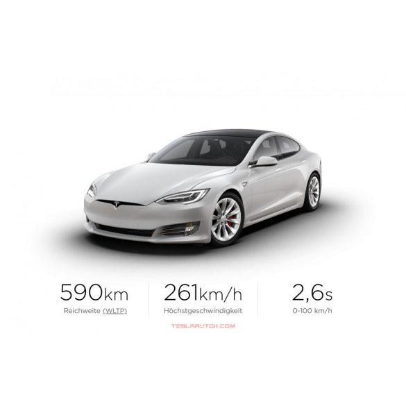 Model S Performance Solid White