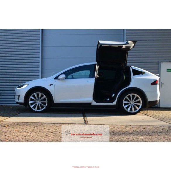 T1161 Tesla Model X 90D AWD 29791 km 416 Le