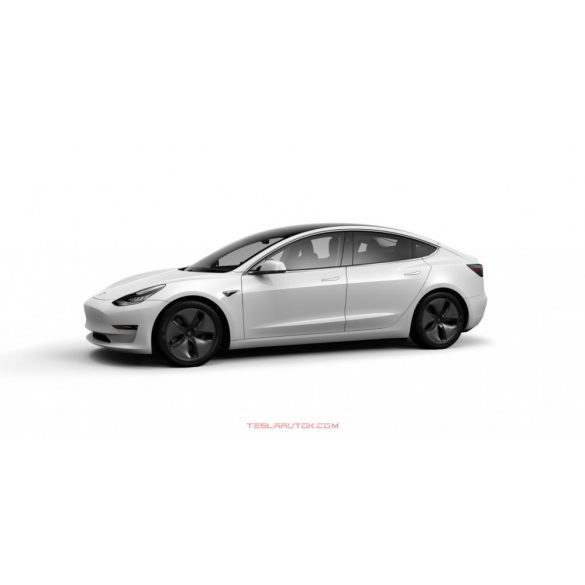 TESLA Model 3 Long Range AWD Pearl White Multi-Coat