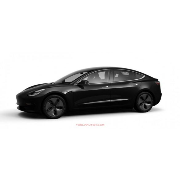 TESLA Model 3 Standard Range Plus RWD Solid Black