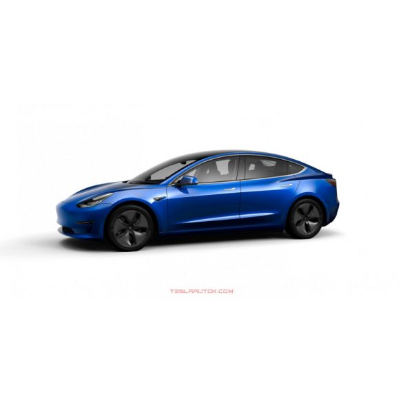 TESLA Model 3 Standard Range Plus RWD Deep Blue