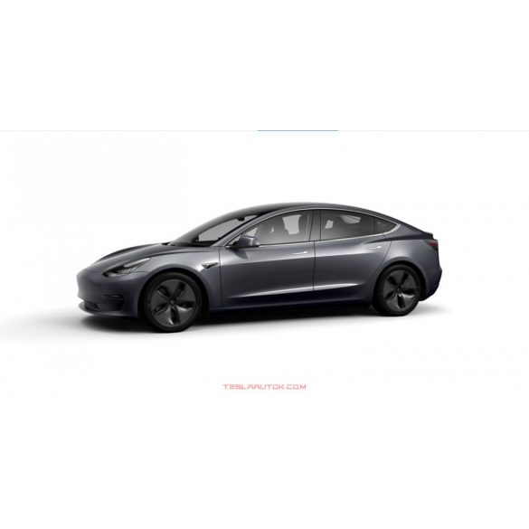 TESLA Model 3 Long Range AWD Midnight Silver