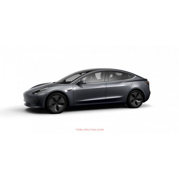 TESLA Model 3 Standard Range Plus RWD Midnight Silver