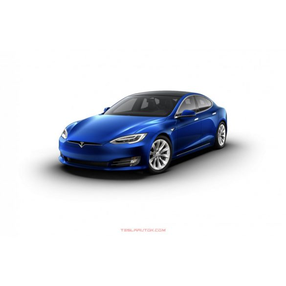 Model S Long Range Deep Blue Metallic