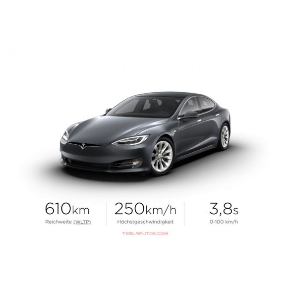 Model S Long Range Midnight Silver Metallic