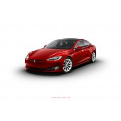Model S Long Range Red Multi-Coat