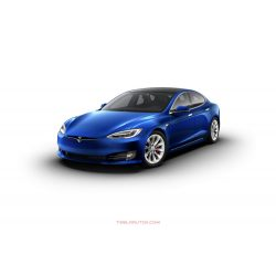 Model S Performance Deep Blue Metallic