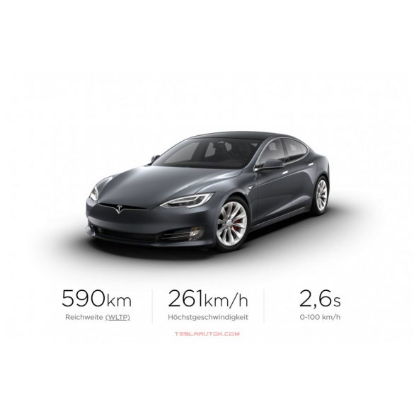 Model S Performance Midnight Silver Metallic