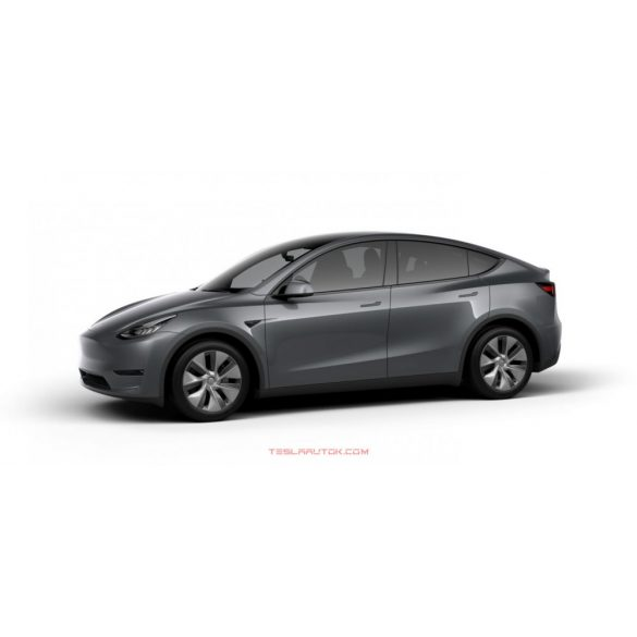 Model Y Long Range AWD Midnight Silver Metallic