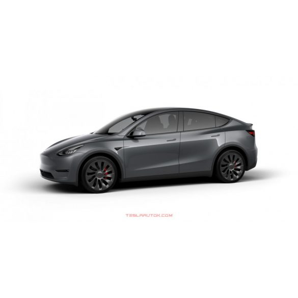Model Y Performance AWD Midnight Silver Metallic