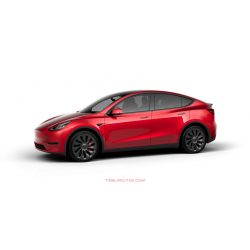 Model Y Performance AWD Red Multi-Coat