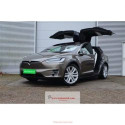 T1146 Tesla Model X P100DL 15000 km 771Le